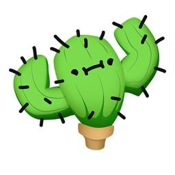 Happy Cactuses