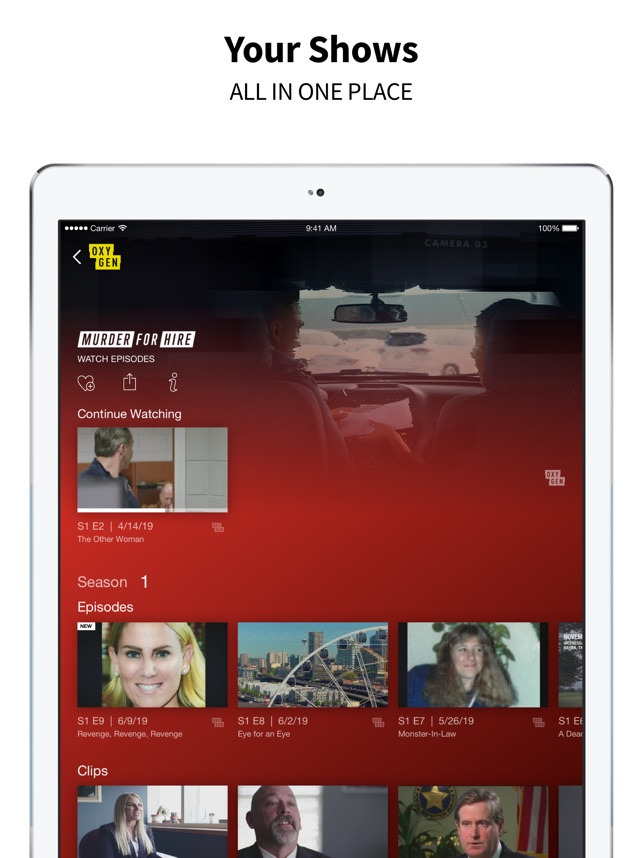 OXYGEN on the App Store