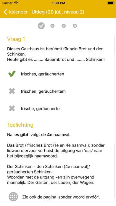 NU Beter Duits screenshot two