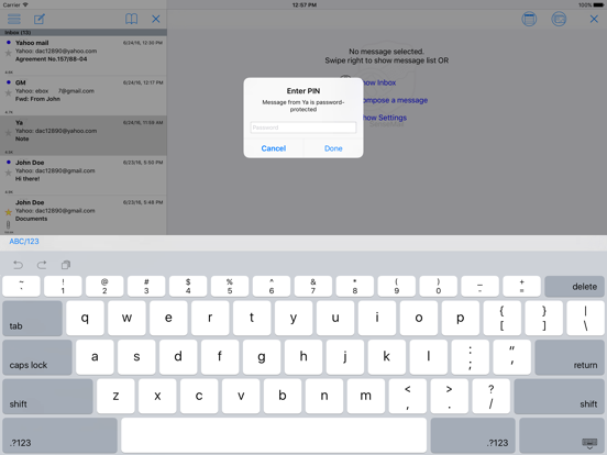 SenseMail-secure email client   App Price Drops
