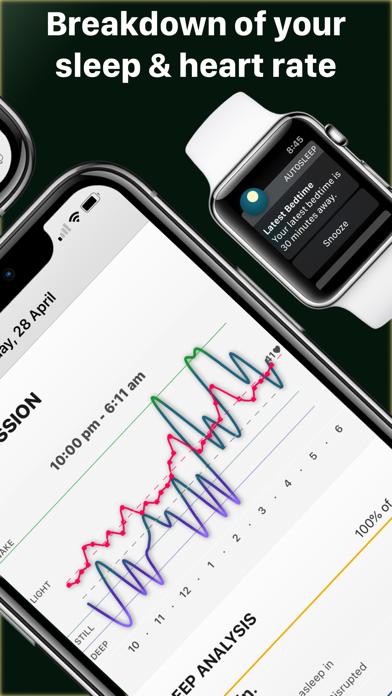 AutoSleep Track Sleep on Watch Screenshot