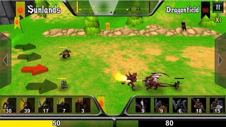 Battle Of Thrones - war game