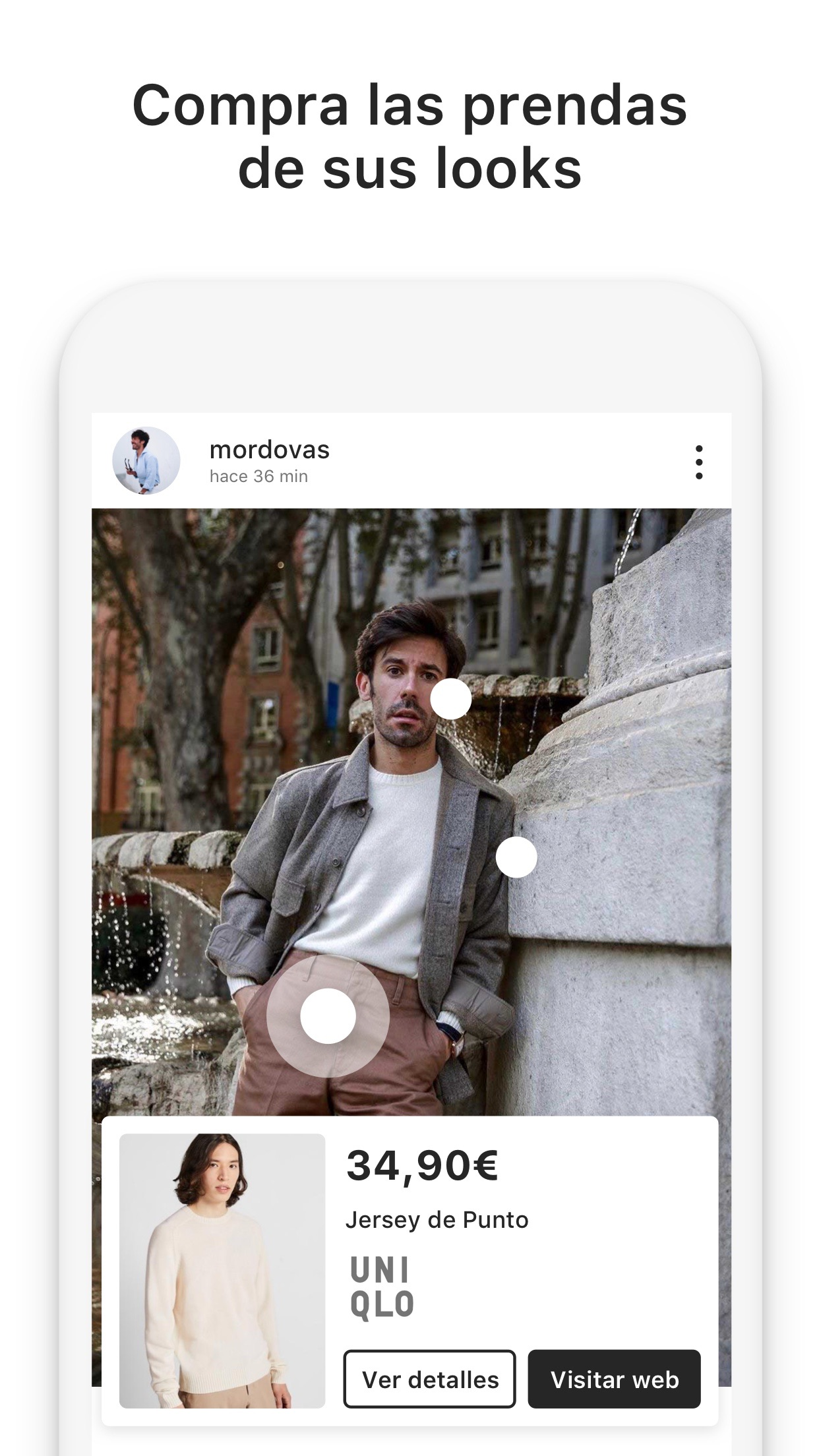 21 Buttons: Red Social de Moda Screenshot