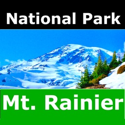 Mount Rainier National Park HD