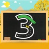 Trace Numbers • Kids Learning