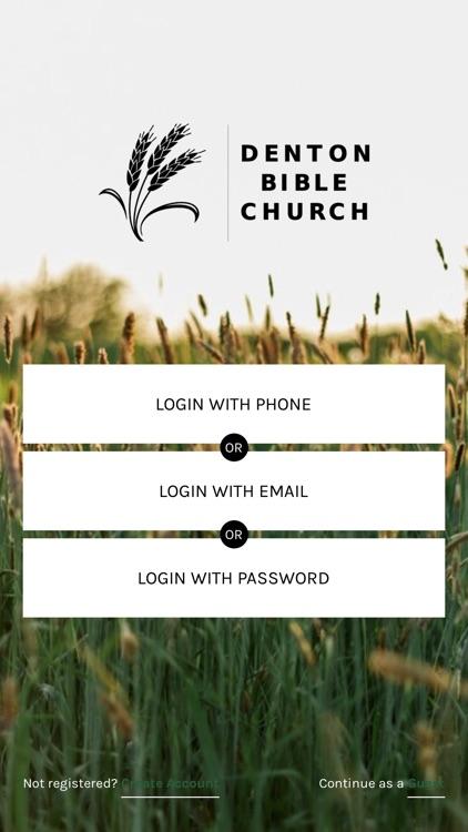 Denton Bible Church