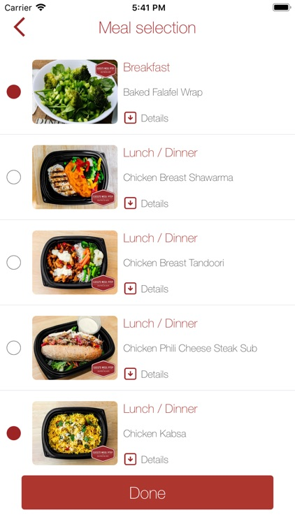 Gastro Meal Prep screenshot-6