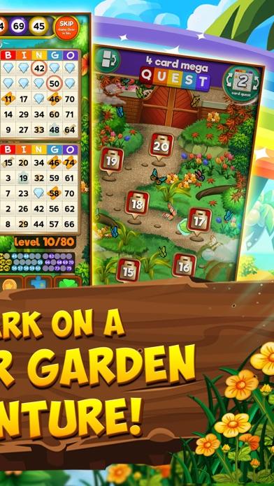 Bingo Quest Summer Garden for windows pc