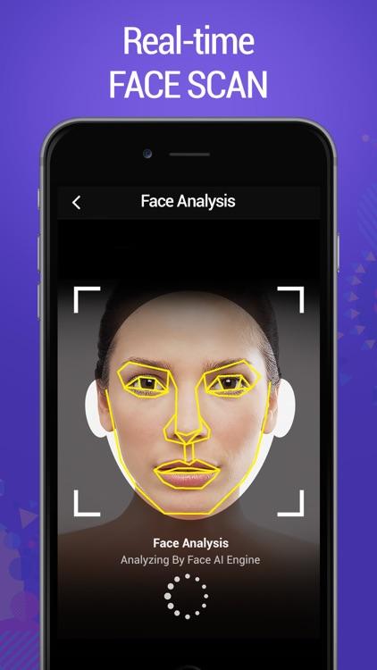 FACE LAB - AI Face Analyzer!