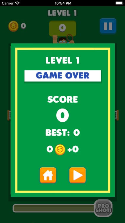 Hit The Ball - Jeu screenshot-3
