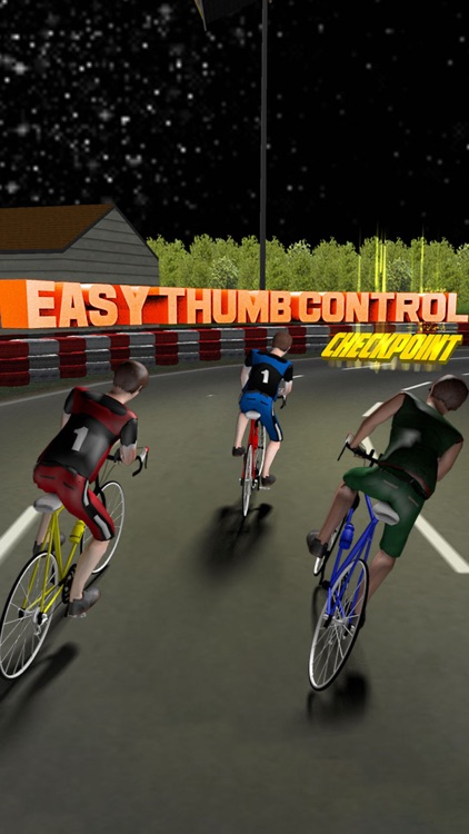 Real Bicycle Extreme Race screenshot-3
