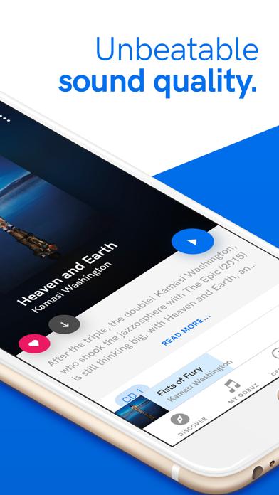 Qobuz by Qobuz (iOS, United States) - SearchMan App Data