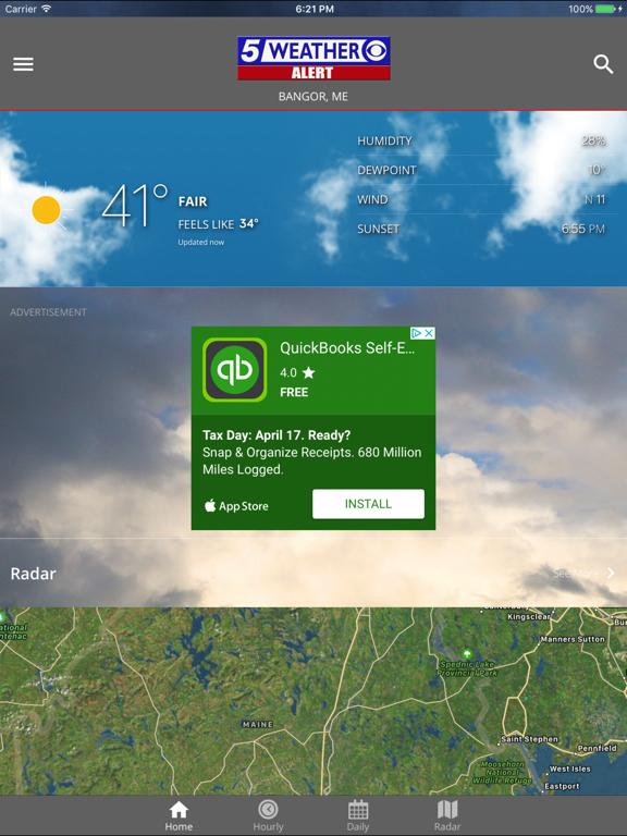 Ky3 Weather App