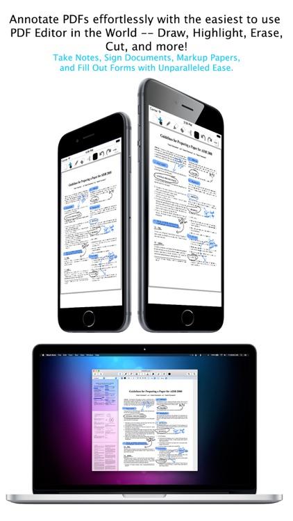 PDF Draw Pro - Vector Editor screenshot-3