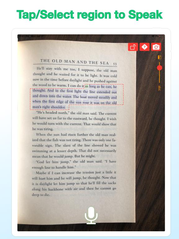 Wording - Reading Tutor screenshot 7