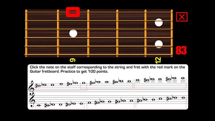 Guitar Notes PRO screenshot-3