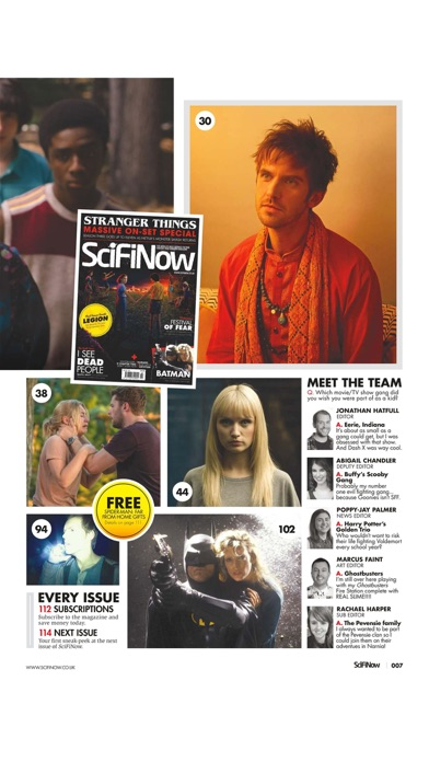 download SciFiNow apps 2