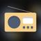 App Icon for Easy Radio, Live AM FM Station App in Denmark IOS App Store