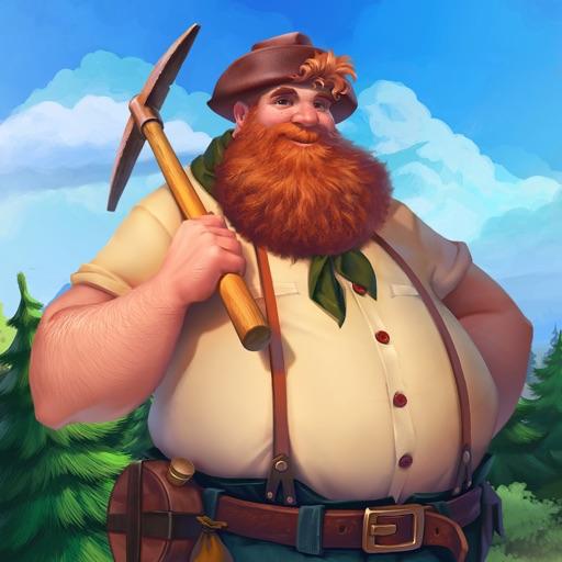 Klondike Adventures: Farm Game icon