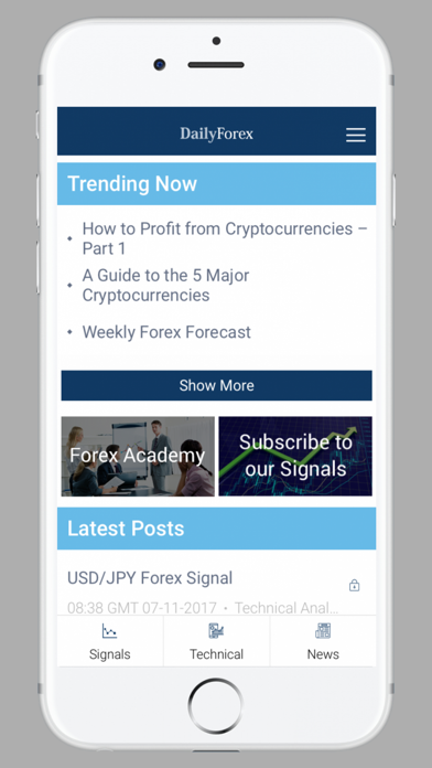 Download Forex Trading Signals & News for Pc