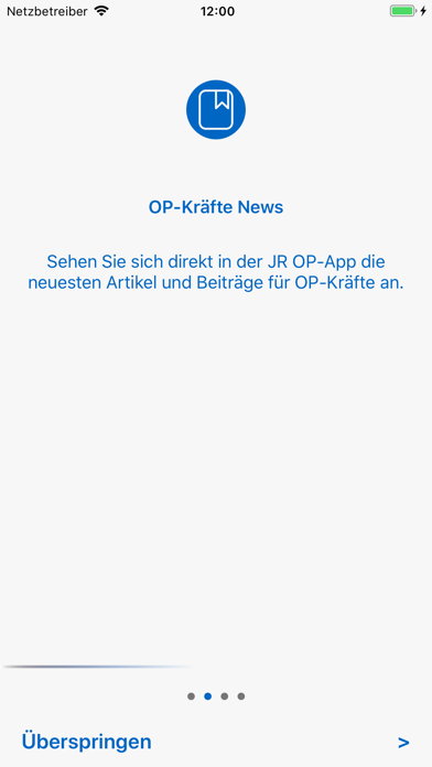 OP-Management App screenshot two