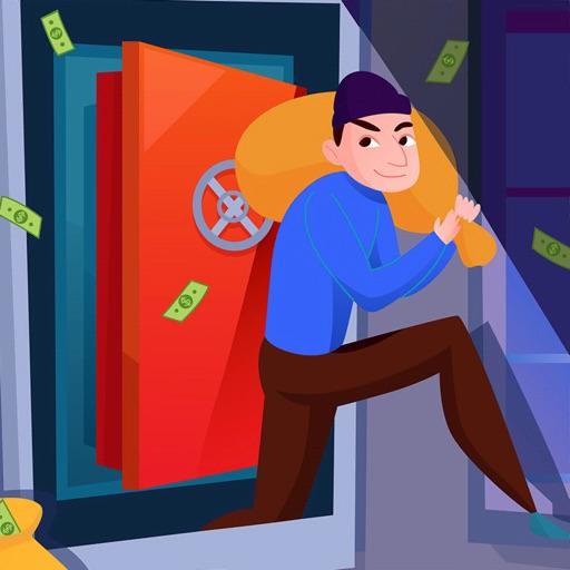 Thief Master : Find Your Way