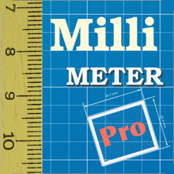 ‎Millimeter Pro - screen ruler