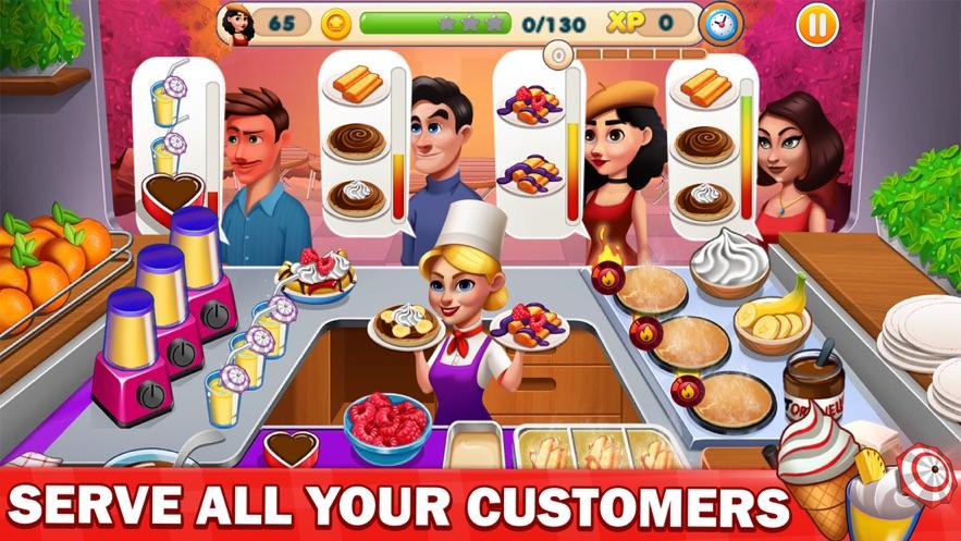 2020年餐厅烹饪 App 截图
