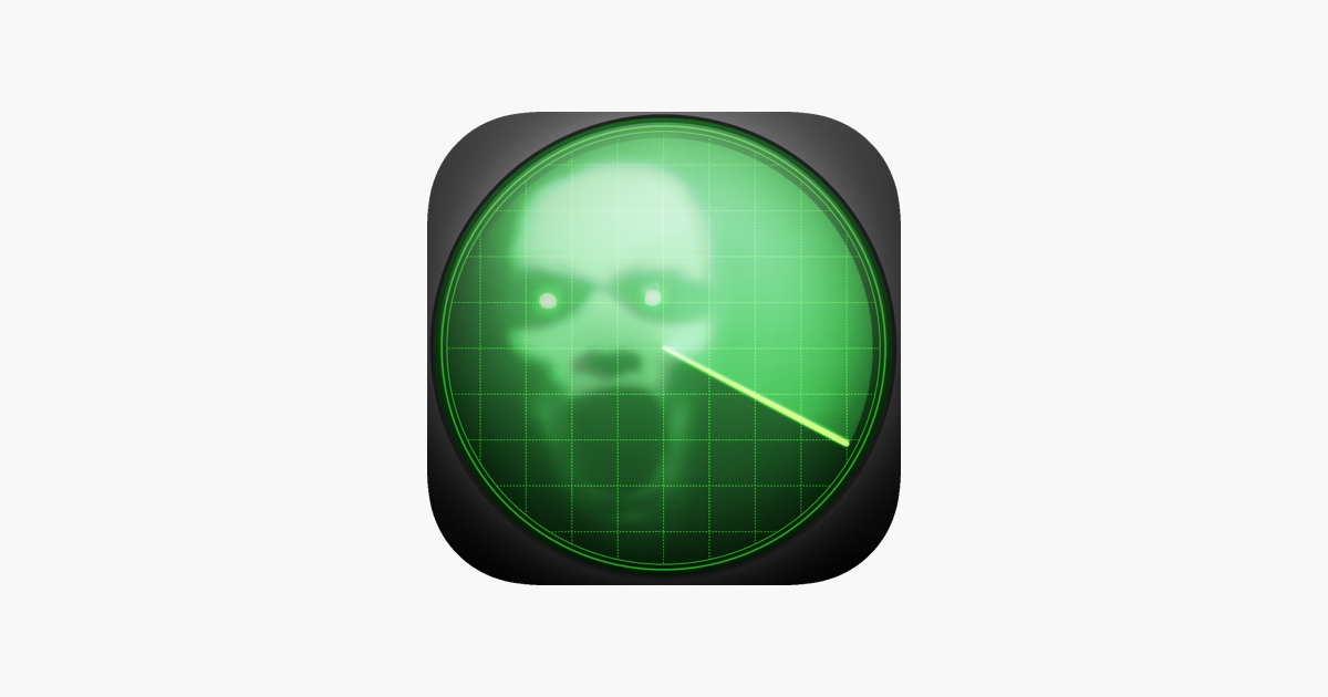 Radar Detector App >> Ghost Detector Radar Camera On The App Store