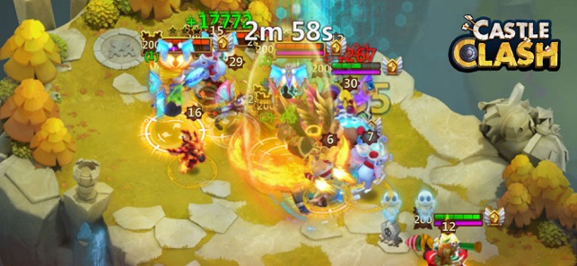 Castle Clash: War Empire on the App Store