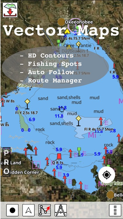 i-Boating: Marine Charts & Gps screenshot-0