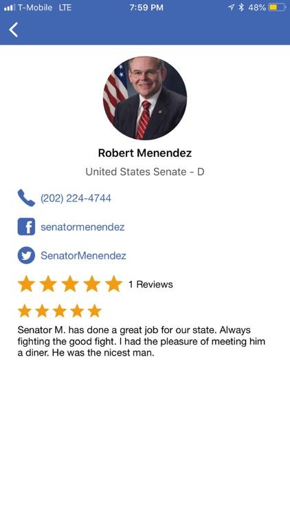 Political App screenshot-3