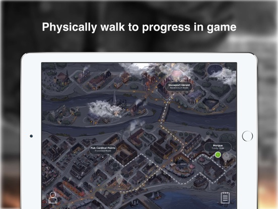 Silent Streets: Mockingbird screenshot 10