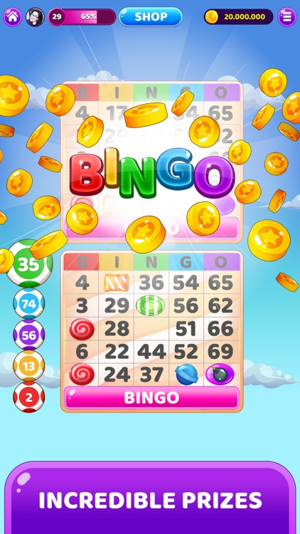 My Bingo! BINGO games online screenshot-0