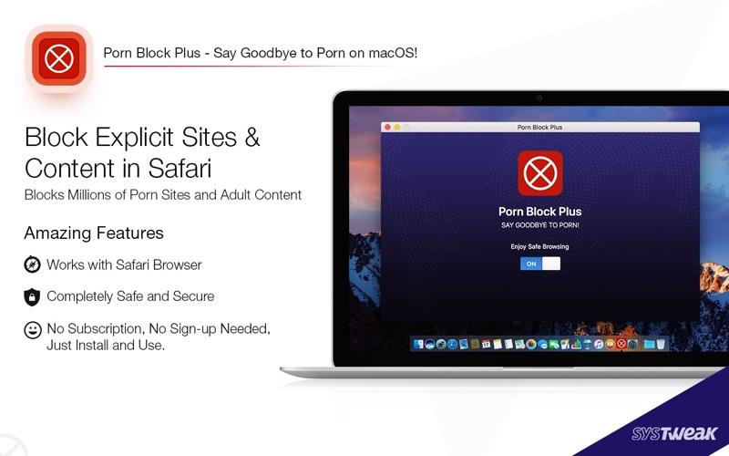 Porn Block Plus for Mac