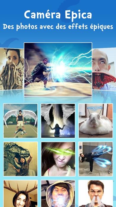 Screenshot Epica Pro - Caméra épique