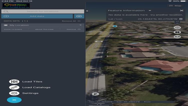 Earth Explorer 3D Map App screenshot-7
