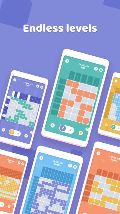 Nonogram - picture puzzle screenshot-3