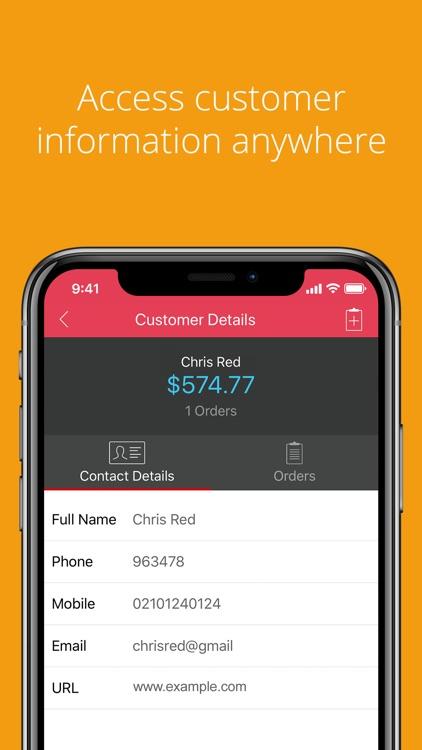 Unleashed Sales App screenshot-4