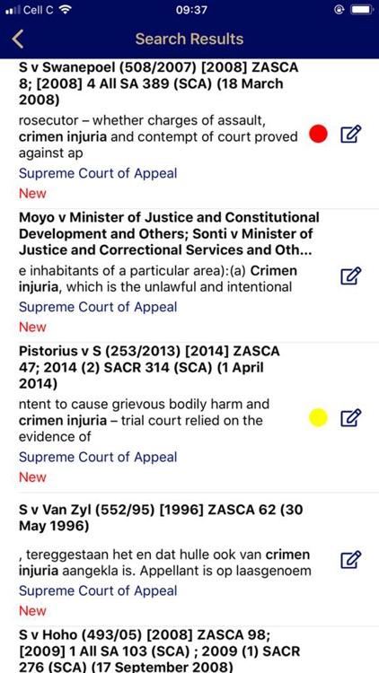 NextLaw Legal Research screenshot-7