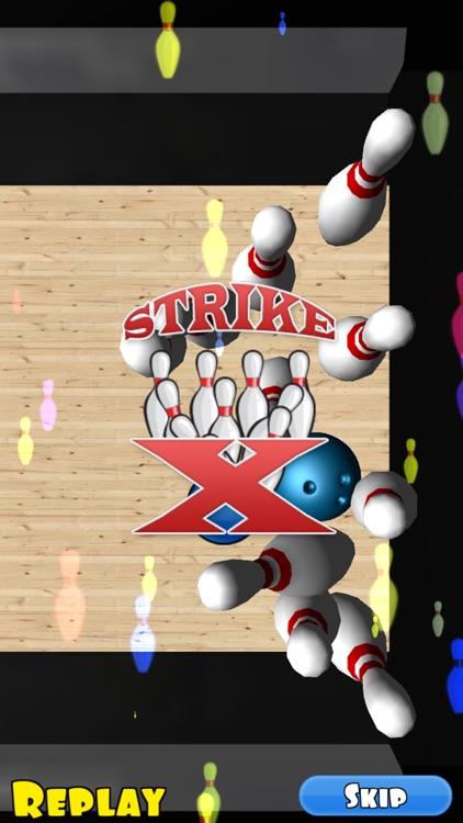 Bowling 3D screenshot-4