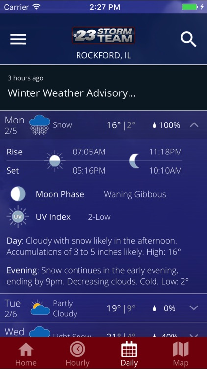 WIFR Weather screenshot-4