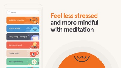 cancel Headspace: Meditation & Sleep app subscription image 1