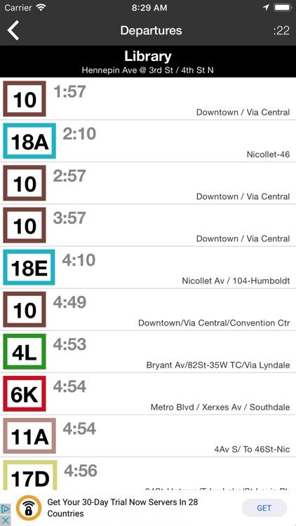TC Bus Data