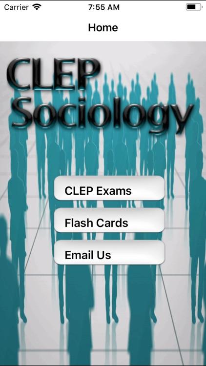 CLEP Sociology Prep 2020