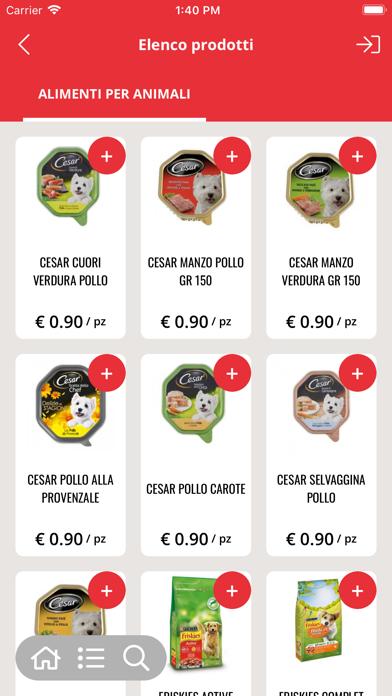 Eté Supermercati screenshot 4