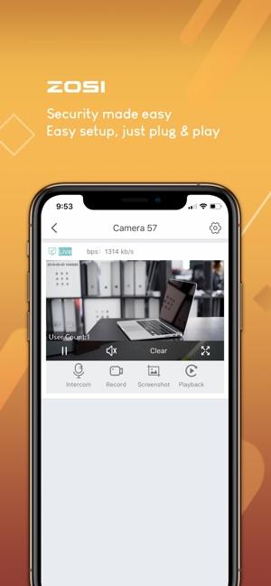 Zosi Smart en App Store