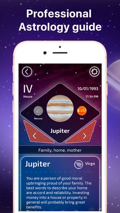 Astro Time & Daily Horoscope screenshot one