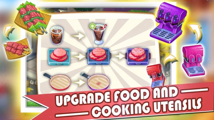 Cooking Rush - Food Games screenshot-4