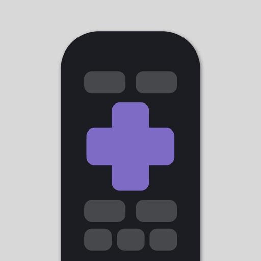 Smurple Remote for TCL Roku TV